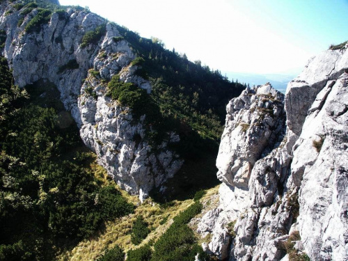 Przełęcz Wrótka #góry #masyw #mountain #Tatry #Zachodnie #Wrótka