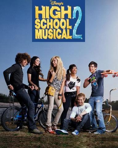 high school musical 2 sing it all or nothing: