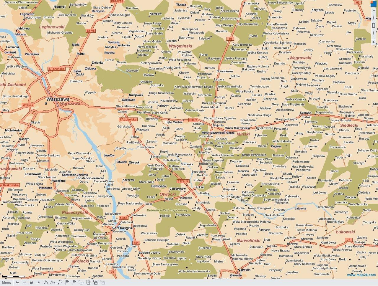 Map24 Desktop [ preview 2