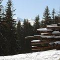 Górskie widoki #widoczek #góry #gubałówka #zima