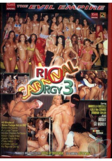 Rio Group Orgy