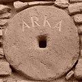 kAmiEń #kamień #ściana #sepia