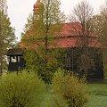 ... #kościół #linówiec #drewniany