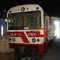 Koszalińska Kolej Wąskotorowa - Mbxd2-307. I ostatnie prace związane z mocowaniem szby. 24.05.2008 #Koszalin #Wąskotorówka #TMKW #KoszalińskaKolejWąskotorowa