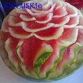 arbuz #arbuz #carving #dekoracje #gastronomia #garmażerka #jedzenie #kulinaria