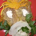 Polędwica wieprzowa w sosie pomarańczowo-chrzanowym.Przepisy na : http://www.kulinaria.foody.pl/ , http://www.kuron.com.pl/ i http://kulinaria.uwrocie.info #polędwica #wieprzowina #obiad #DrugieDanie #mięso #jedzenie #kulinaria #gotowanie