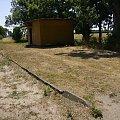 Opalenicka Kd teraz...Przystanek Michorzewo zaadoptowany na przystanek PKS. 2 lipca 2008 r. #OpalenickaKd #Opalenica #wąskotorówka