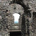 Ruiny zamku Ogrodzieniec #Ogrodzieniec #RuinyZamku #zwiedzanie
