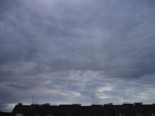 Łobez - 2008.07.18 kierunek S #chmury #chmurki #Łobez #PolscyŁowcyBurz