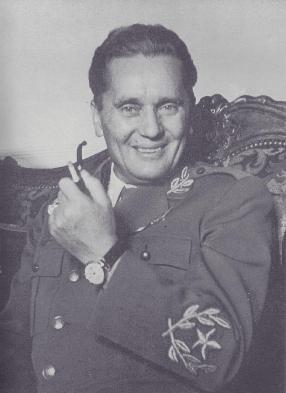 J.Broz - Tito