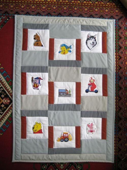 kołderka #patchwork