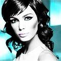 #dziewczyna #grafika #błękit #piękno