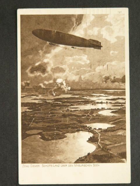 #Mazury #Ostpreussen #zeppelin