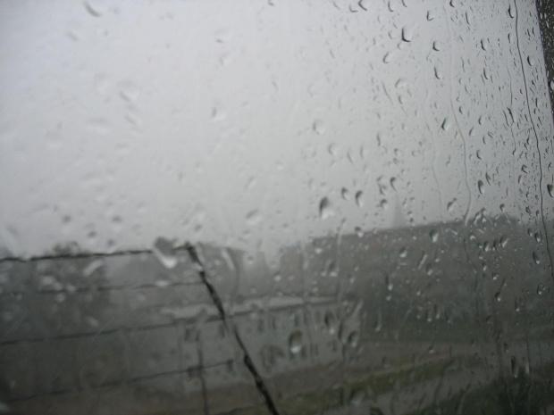Koluszki, oberwanie chmury #Koluszki #OberwanieChmury