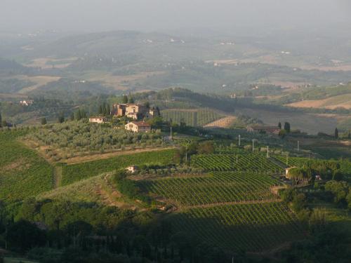 Słynna droga wina #Toskania