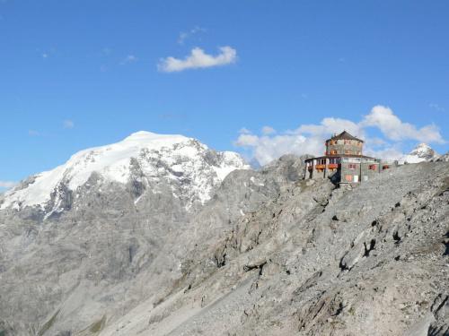 Na przełęczy Stelvio #PassoDelloStelvio