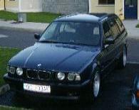 BMW E34 525TDS 1995'
