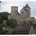 Zamek w kolorach - lato w deszczu #ZamekWBędzinie